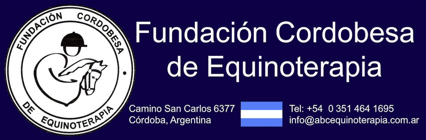 Fundacion Cordobesa de Equinoterapia baner Teléfono:+5403514641695 Correo Electrónico: info@abcequinoterapia.com.ar Dirección: Camino San Carlos 6377 Córdoba Argentina